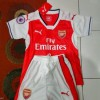 Jersey Arsenal Home Kids 2016-2017