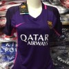 Kaos Jersey Barcelona Away Ladies 2016-2017