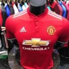 Jersey Bola Manchester United Home 2017-2018