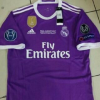 Jersey Bola Real Madrid Away Final Liga Champions 2017