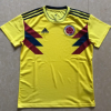 Kaos Jersey Colombia Home World Cup 2018