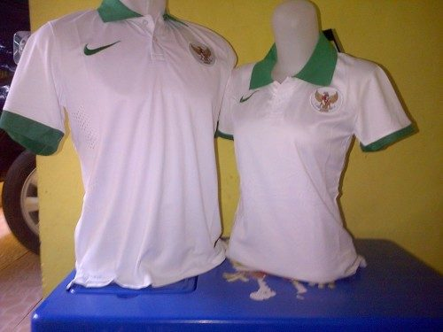 Jersey Indonesia Couple 2014-2015