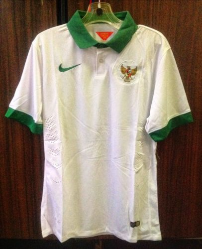 Jersey Timnas Indonesia Away 2014-2015