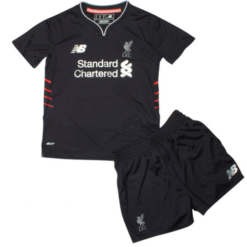 Jersey Liverpool Away Kids (Anak-anak) 2016-2017