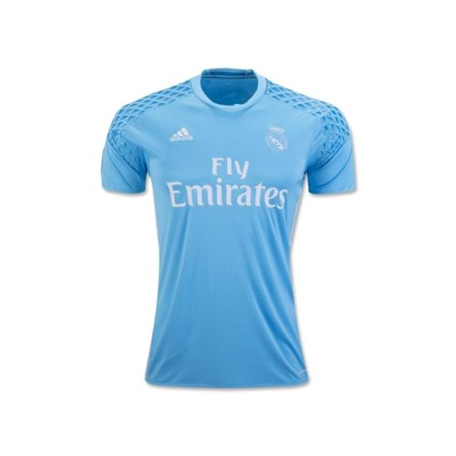 Kaos Jersey Bola Real Madrid GK Home 2016-2017
