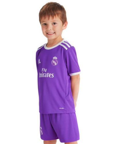 Kaos Jersey Real Madrid Away Kids 2016-2017
