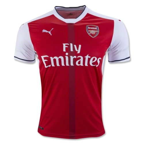 Jersey Arsenal Home 2016-2017