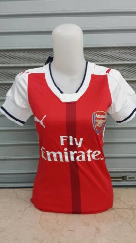 Jersey Arsenal Home Ladies 2016-201
