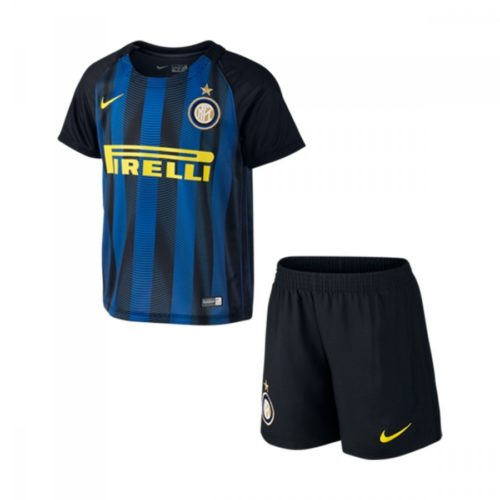 Jersey Inter Milan Home Kids 2016-2017