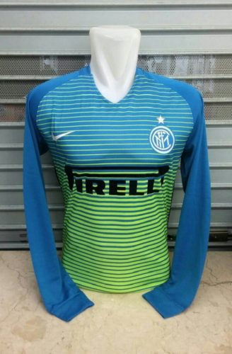 Kaos Jersey Inter Milan 3rd Long Sleeve 2016-2017