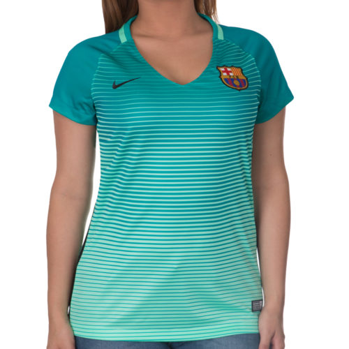 Jersey Bola Barcelona 3rd Ladies 2016-2017