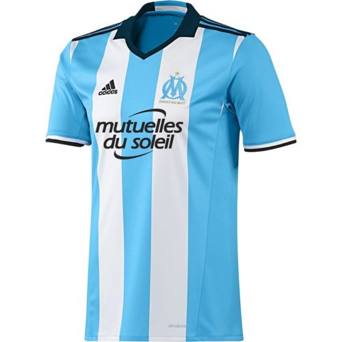 Jersey Bola Marseille 3rd 2016-2017