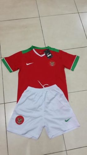 Jersey Timnas Indonesia Home Kids 2016-2017