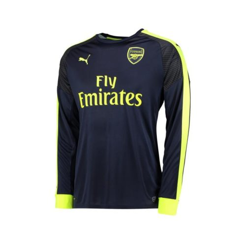 Jersey Arsenal 3rd Long Sleeve 2016-2017
