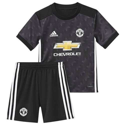 Jersey Manchester United Away Kids 2017-2018