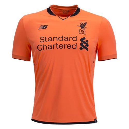 Jersey Bola Liverpool 3rd 2017-2018