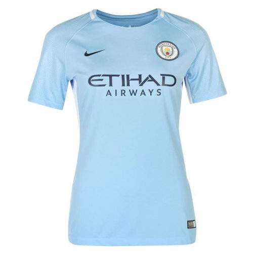 Jersey Manchester City Home Ladies 2017-2018