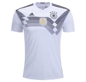 Jersey Bola Jerman Home World Cup 2018